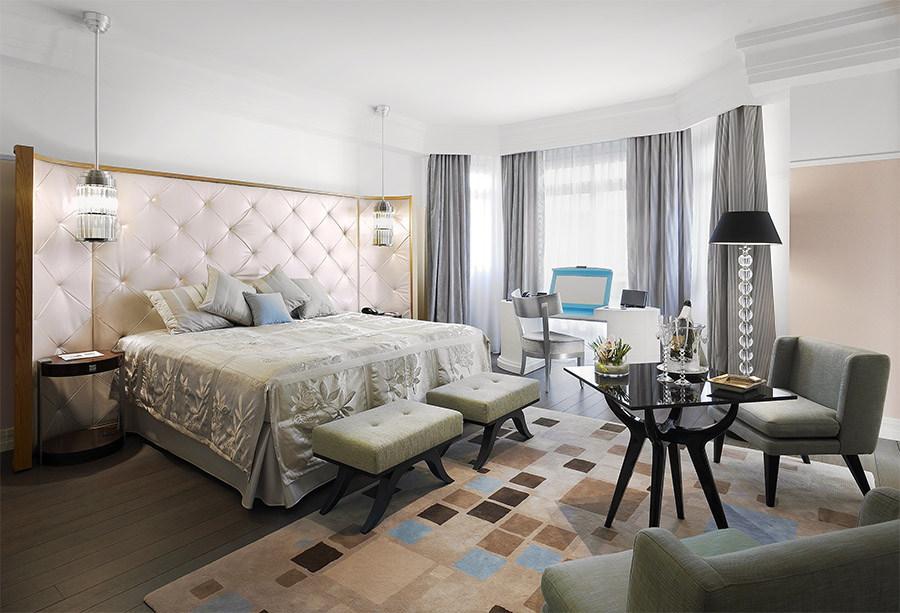 The 7 exclusive journal le martinez cannes the 7 for Hotel martinez cannes tarifs chambres