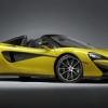 Nouvelle McLaren 570S Spider.