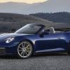 Nouvelle Porsche 911 Cabriolet.