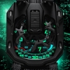Urwerk UR-105 CT Kryptonite.