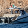 Le nouveau modèle hors-bord 48 Wallytender à Miami