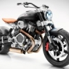 Confederate Motorcycles X132 Hellcat Speedster.