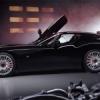 Zagato Mostro : Hommage à la Maserati 450 S Coupé Zagato de 1957.