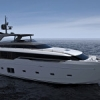 Sanlorenzo SD96 et SL96 Asymmetric par Zuccon International Project