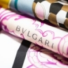 La collection de Foulards Salomé de Bvlgari