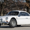 Iconique Alpine A110 1600 S de 1974.