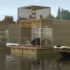 AbiFloat by Christian Grande : Villas flottantes modulaires.