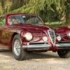 Alfa Romeo 6C 2500 Super Sport Villa d'Este Coupé by Touring de 1951