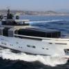 Le nouveau yacht Arcadia 100 se dévoile.