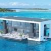 Les maisons flottantes Arkup: un concept unique!