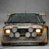 Audi fête 40 ans de quattro