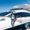 Azimut Grande 32 Metri: il a la stature d'un superyacht!