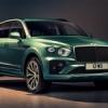 Bentley dévoile le nouveau Bentayga