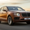 Bentley Bentayga Speed : le SUV le plus rapide du monde !