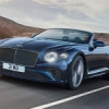 Voici la nouvelle Bentley Continental GT Speed Convertible