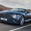 Voici la nouvelle Bentley Continental GT Speed Convertible