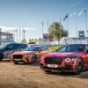 Bentley présent à la Goodwood SpeedWeek 2020