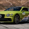 Bentley engage une Continental GT à Pikes Peak