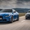 Les BMW M3 Competition xDrive et M4 Competition xDrive arrivent !