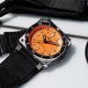 Bell & Ross BR 03-92 Diver Orange en édition limitée