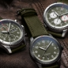 Nouvelles montres Breitling Aviator 8 Curtiss Warhawk.