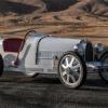 La Bugatti Baby II en vedette en Amérique du Nord
