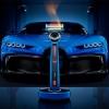 Un rasoir chauffant signé GilletteLabs et Bugatti