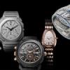 5 montres Bvlgari sélectionnées par le jury du GPHG 2019