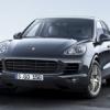 Porsche Cayenne Platinium Edition.