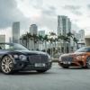 Nouvelles Bentley Continental GT V8 et GT V8 Convertible.
