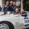 Mille Miglia 2019: Chopard sur la ligne de départ.