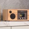 La mini chaine Como Audio Musica: chic, rétro et 100% connectée