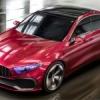 Mercedes-Benz Concept A Sedan: La nouvelle génération arrive!