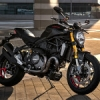 Ducati Monster 1200 S : Black on Black