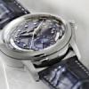 Frédérique Constant Classics Manufacture Worldtimer Navy Blue.