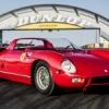 Une exceptionnelle Ferrari 275 P à Monterey.
