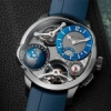 Voici la GMT Quadruple Tourbillon de Greubel Forsey
