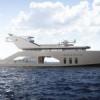 Hareide Design présente son concept de méga yacht.
