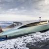 Hodgdon Yachts Custom Limousine Tender 10,5 mètres.
