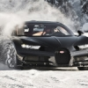Hermann Maier en Bugatti Chiron!