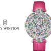L'étincelante Montre Premier Winston Candy Automatic 31 mm.