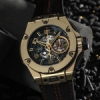 Hublot Big Bang Ferrari Magic Gold : Inaltérable et inrayable !