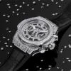 Trois nouvelles montres d'exception Hublot High Jewellery