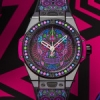 Hublot Big Bang One Click Calavera Catrina.