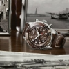 Timezoner Chronograph Edition 80 Years Flight to New York