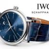 IWC Schaffhausen Portofino « Laureus Sport for Good Foundation ».