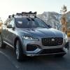 Nouvelle Jaguar F-Pace à motorisations hybride et hybride rechargeable