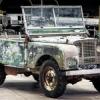 Land Rover entame les célébrations de ses 70 ans.