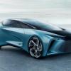 Lexus LF-30: le futur de l'automobile électrique selon Lexus