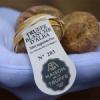 La truffe blanche d'Alba à la Maison de la Truffe à Paris.